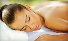 Pedicure with Custom Facial or Swedish Massage at Balance Spa and Fitness at the Palmer House Hilton (Up to 52% Off) 