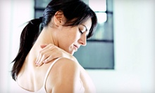 Chiropractic Exam with One or Three Treatments and Soft-Tissue Work at Visions HealthCare (Up to 81% Off)