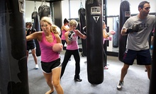 $19 for Two Weeks of Unlimited Boxing Classes with Hand Wraps at Title Boxing Club Fort Worth ($48 Value)