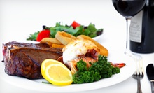 $30 for $60 Worth of Steak, Seafood, and Pasta at Malio's Prime Steakhouse