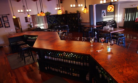 Wine Tasting for Two or Four People at InVINtions, A Creative Winery (Up to 75% Off)