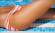Brazilian or Bikini Wax with Eyebrow Wax from Anni O at Rain Salon (Up to 64% Off)