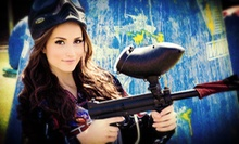 $20 for a Paintball Outing with Equipment Rental for Four at Paintball Tickets (Up to $120 Value)