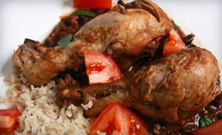 $20 for $40 Worth of Traditional Cuban Cuisine at Gusto Cuban Cafe in Ralston
