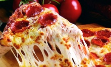 $8 for Two 12-Inch Subs or One Large One-Topping Pizza with Cheesy Bread at Marco's Pizza (Up to $16.19 Value)