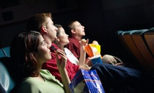 Movie Outing with Popcorn and Soft Drinks for One, Two, or Four at Movie World Cinemas (Up to 58% Off)