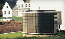 Air-Conditioner Tune-Up with Optional Furnace Tune-Up from Aire Serv of Northeast Indiana (Up to 65% Off)