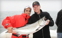 Eight-Hour Fishing Charter for Two or Four from Big Bear Salmon Charters (Up to 54% Off)