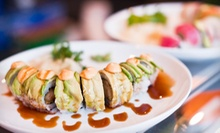 $20 for $40 Worth of Japanese Cuisine at Tsunami Sushi &amp; Lounge