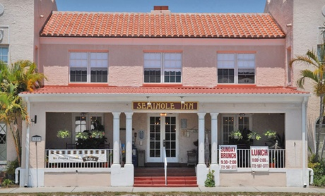 One-Night Stay at Seminole Inn in Indiantown, FL
