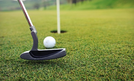 9- or 18-Hole Round of Golf for Two or Four with Cart at Bowling Green Country Club (Up to 58% Off)