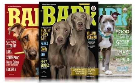 1- or 2-Year Subscription to The Bark Magazine