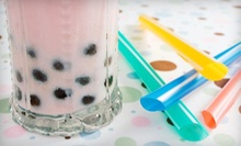 Six Specialty Drinks or $6 for $12 Worth of Tea and Desserts at Bubble Tea Cafe