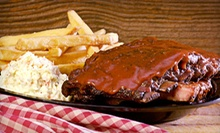 Combo Meals for Two or Four or Catering Package for Up to 12 at Virginia BBQ (Up to 51% Off)