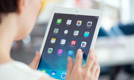 Screen Repair for iPad 2, 3, 4, Air, or Mini or iPhone 5, 5C, or 5S at FiX Mobile (Up to 41% Off)
