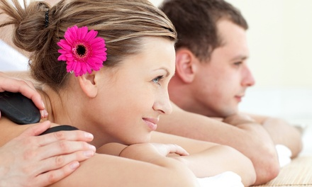 One or Three 60-Minute Relaxation Massages at Studio 43 Salon and Spa (Up to 58% Off)
