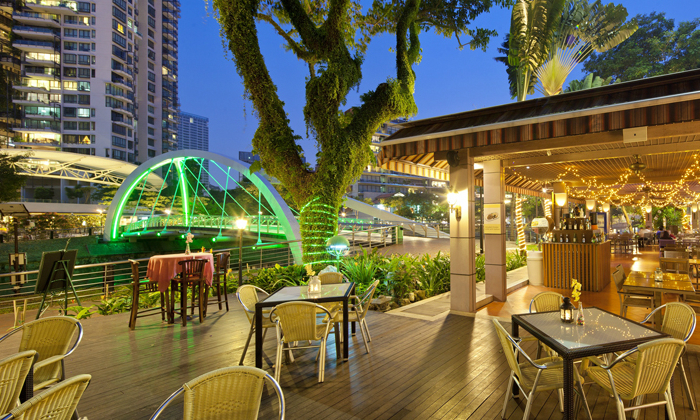 Singapore 4* Riverview Hotel & Lunch 3