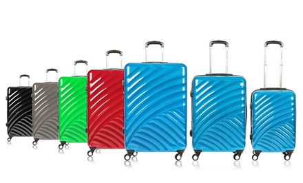 Polycarbonate Spinner Luggage Set
