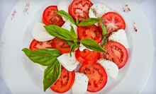 Italian Dinner for Dinner for Two or Four at Touch (Up to 53% Off) 