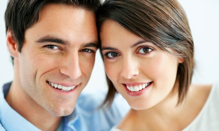 $49 for Exam, X-rays, and Take-Home Zoom! Teeth-Whitening Trays at On Call Dental Urgent Care ($400 Value)