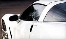 C$29 for C$100 Toward Automotive Window Tinting, Windshield Replacement, or Permanent Rust Proofing at FX Auto Tint