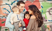 "$35 for Photo Shoot, Online and DVD HD Slideshow, and 8""x10"" Print from Townsley Portraits ($250 Value)"