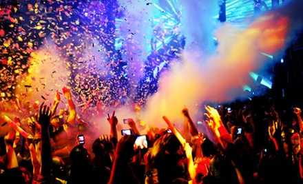 Nightlife Discounts for One or Two from Vegas Nightclub Pass: V Card (Up to 69% Off)