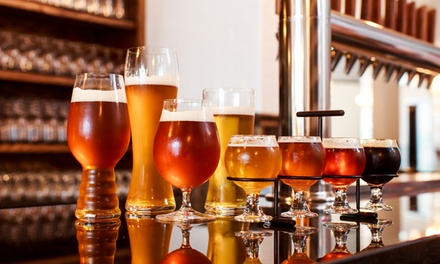 $32 for a 60-Minute Guided Beer Sampling at Beermiscuous ($56.50 Value)