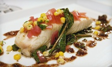 Chef's Five-Course Seafood Tasting Dinner for One or Two at Oceanique (Up to 51% Off)
