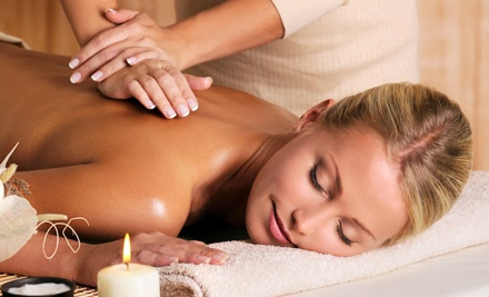 55-Minute Massage, Three-Mask Facial with Eye Treatment, or Both at Balance Studio Spa (Up to 60% Off)