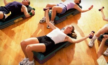 Boot-Camp or Personal-Training Sessions at IMP Fitness (Up to 81% Off). Four Options Available.