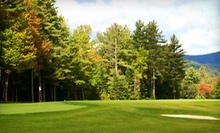 18-Hole Round of Golf for Two or Four with Cart Rental at Eastman Golf Links (Up to 46% Off