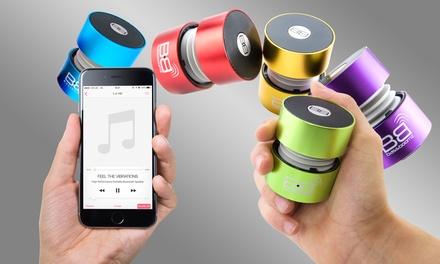 BassBoomz 2.0 Portable Wireless Bluetooth Speaker
