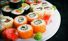 $30 for Two Groupons, Each Good for $30 Worth of Japanese Cuisine at Osaka Sushi & Hibachi ($60 Total Value)