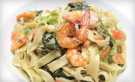 $20 for $40 Worth of Italian Food and Drinks at Primo! Ristorante