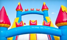 5 or 10 All-Day Visits at Bounce-N-Around (Up to 56% Off)
