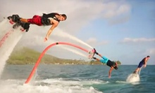 30-Minute Flyboard Flight for One or Two from Jump Right In Flyboarding (Up to 55% Off)