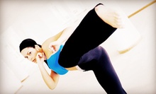 5 or 10 Kickboxing, MMA, or Fitness Classes at K Fitness (Up to 86% Off)