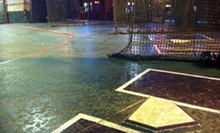 $10 for 15 Batting-Cage Tokens at Sluggers World Class Sports Bar ($20 Value)