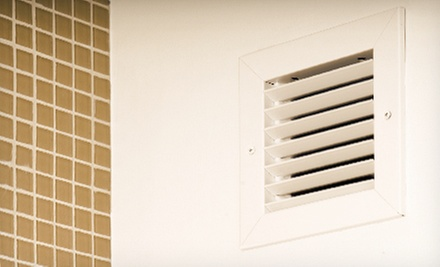 Air-Vent Cleaning for Up to 5 or 12 Vents from Sun Coast Cleaning &amp; Restoration (Up to 63% Off)