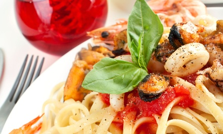 Italian Cuisine for Two or Four at L'Angolo Blue (Up to 48% Off)