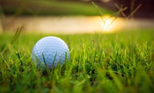 18-Hole Golf Outing for Two or Four with Range Balls at Trails West Golf Course &amp; Fairway Grille (Up to 58% Off)