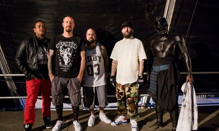 Limp Bizkit at Aragon Ballroom on September 28 at 7 p.m. (Up to 51% Off)