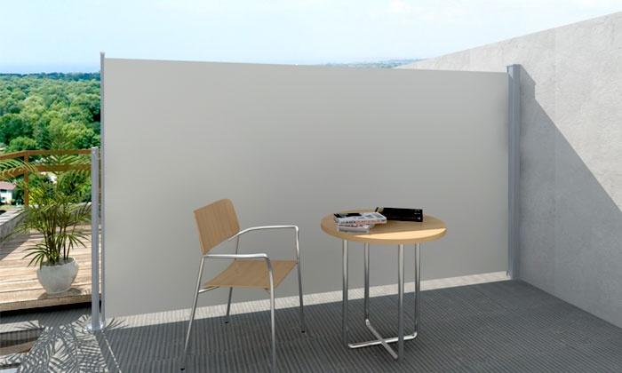 Vida xl deal du jour groupon - Proteger sa terrasse du vent ...