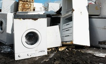 Household-Appliance Removal or 1/8 Load of Junk Removal from Pacific Junk Removal (Up to 53% Off)