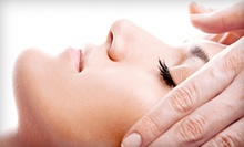 $35 for a European Facial or Slimming Body Wrap at Homa Skin Care Salon ($75 Value)