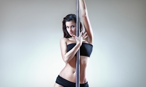 5 Or 10 Pole-dancing Classes Or 6-month Membership At Alter Ego Pole Fitness & Wellness Studio (up To 80% Off)