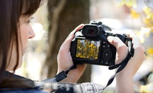 Two or Four Two-Hour Photography Lessons at Captured Moments by Carmen (Up to 84% Off)
