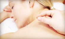 One or Three Acupuncture Sessions at Gleason Wellness and Rehabilitation Center (Up to 71% Off)