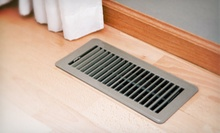 $39 for Air-Duct and Dryer-Vent Cleaning from Joshua's Cleaning Service (Up to $175 Value)